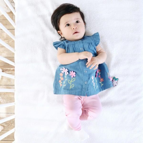 Rosa Baby Leggings