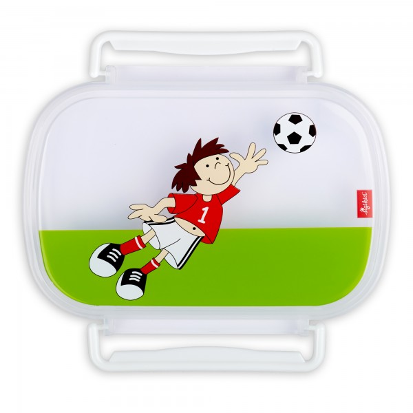 Brotbox-Ersatzdeckel Fußballer Kily Keeper
