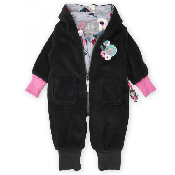 Baby Fleece Overall für Mädchen