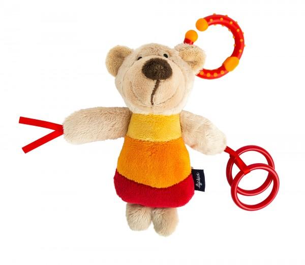 Spielanhänger Bär für Babyschale