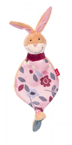 Mini-Schnuffeltuch Rosalie Rose