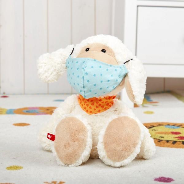Cuddle sheep Emmala with face mask