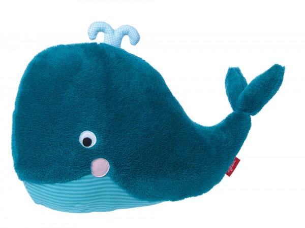 Schmusekissen Wal, Urban Baby