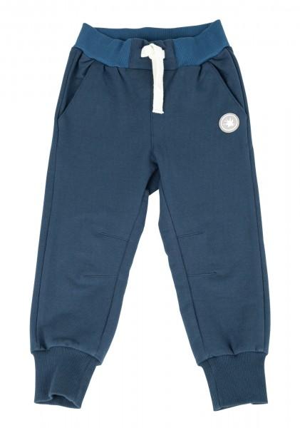 Blaue Jungen Sweathose