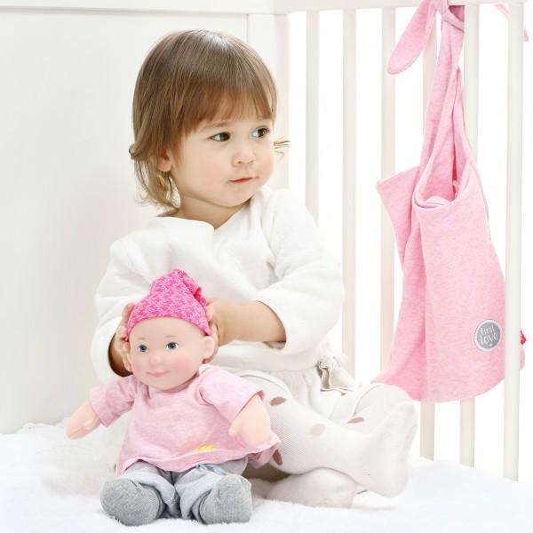 Puppe Pallimchen, rosa