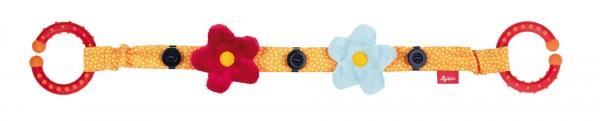 Kombinierbare Wagenkette Blumen sigimix