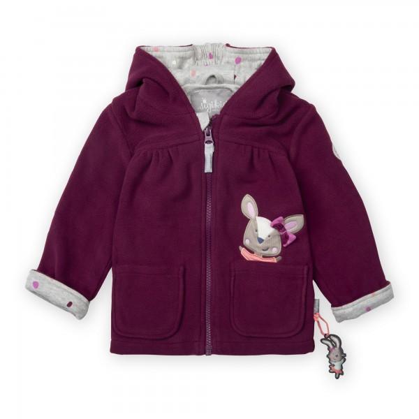 Baby Fleece Jacke für Mädchen