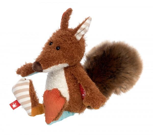 Eichhörnchen Patchwork Sweety
