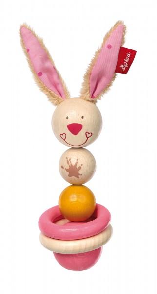 Holz-Greifling Bungee Bunny