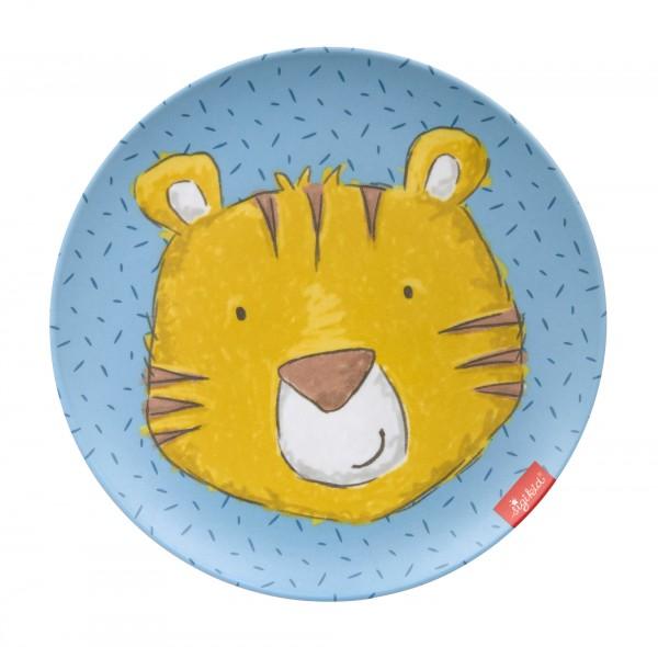 Mel. Teller Tiger