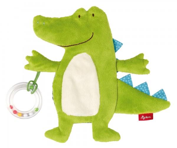 Aktiv Schnuffeltuch Krokodil