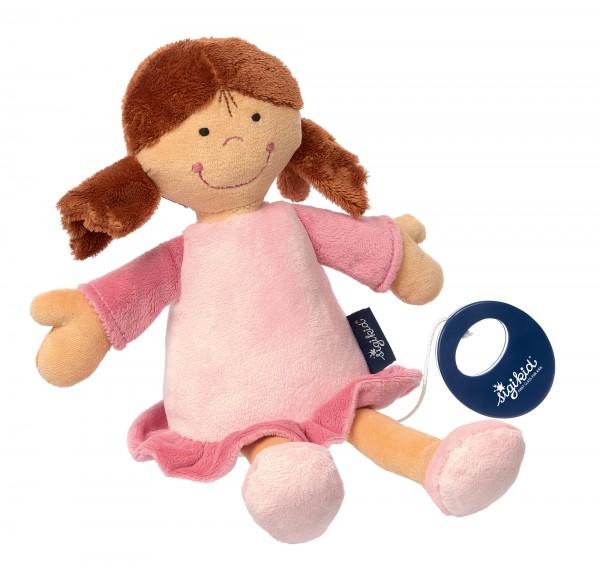 Babyspieluhr Puppe