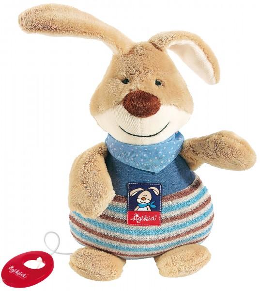 Spieluhr Hase Semmel Bunny