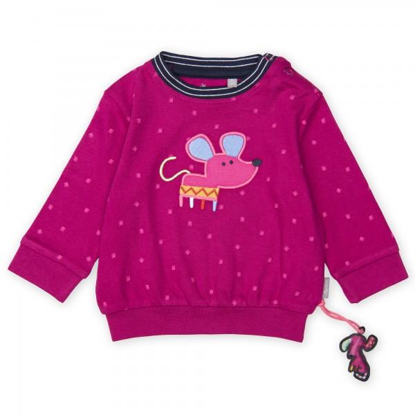 Pinkes Baby Langarmshirt