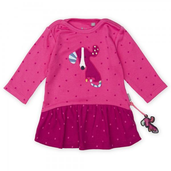 Babykleid mit Volant