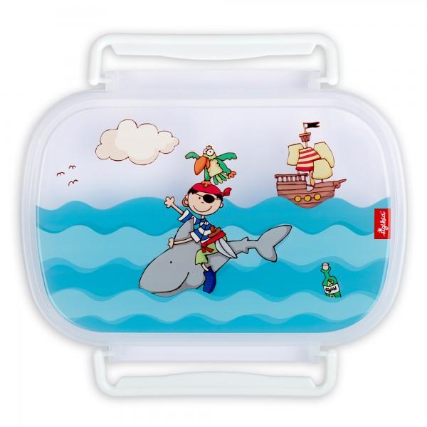 Brotbox-Ersatzdeckel Pirat Sammy Samoa