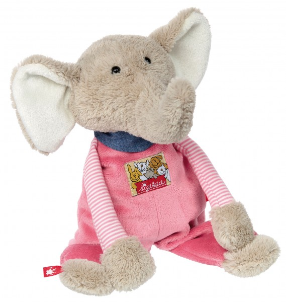 Babys Beste Freunde Kuscheltier Elefant