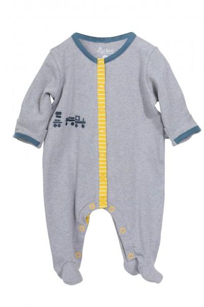 Schmuseweicher Baby Strampler