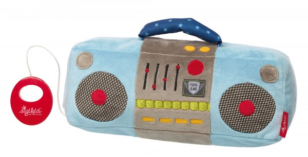 Spieluhr Radio Papa & Me