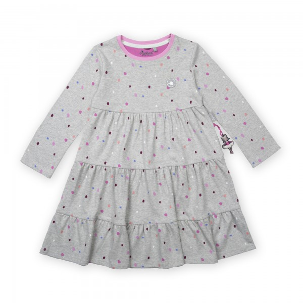 Mädchen Pünktchen Kleid