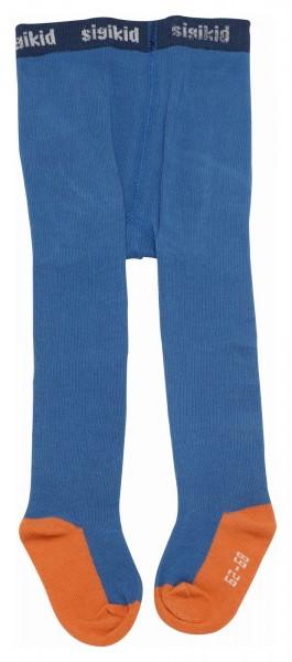Blaue Jungen Strumpfhose