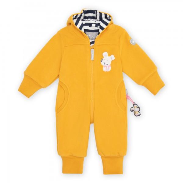 Fleece Overall m.Klappbd.,Baby