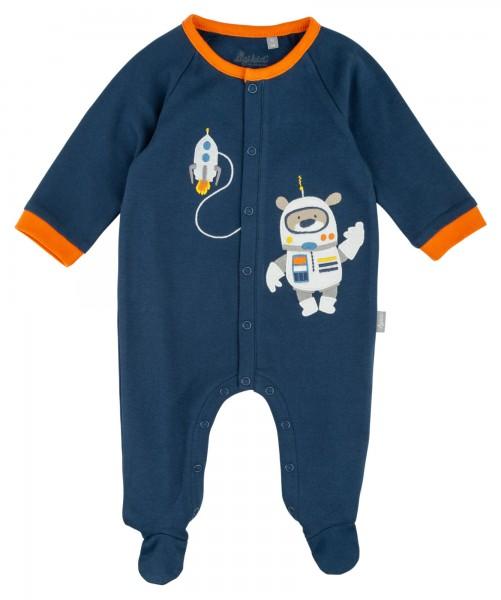 Schlafoverall mit Astronaut