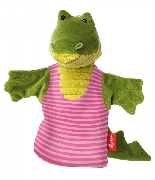 Sweety Handpuppe Krokodil