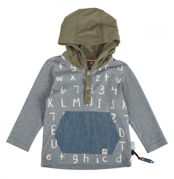 Cooles Hoodie Shirt mit Buchstaben-Print