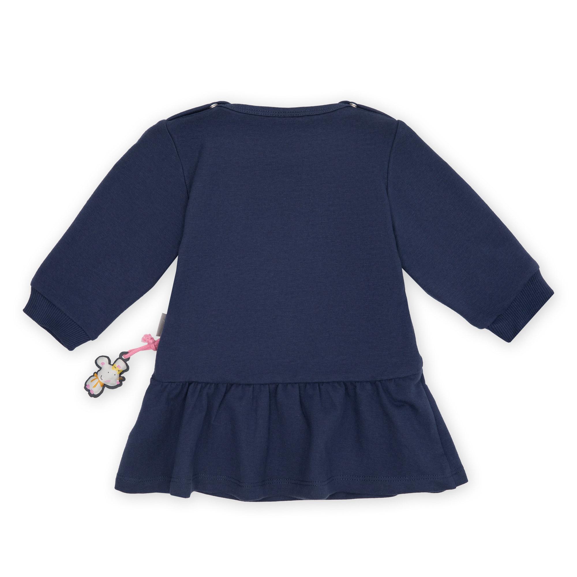 baby kleid mit häschen motiv