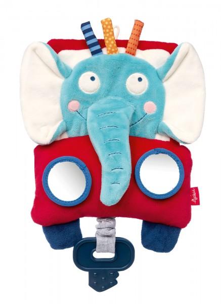 Baby Aktiv-Spieltuch Elefant