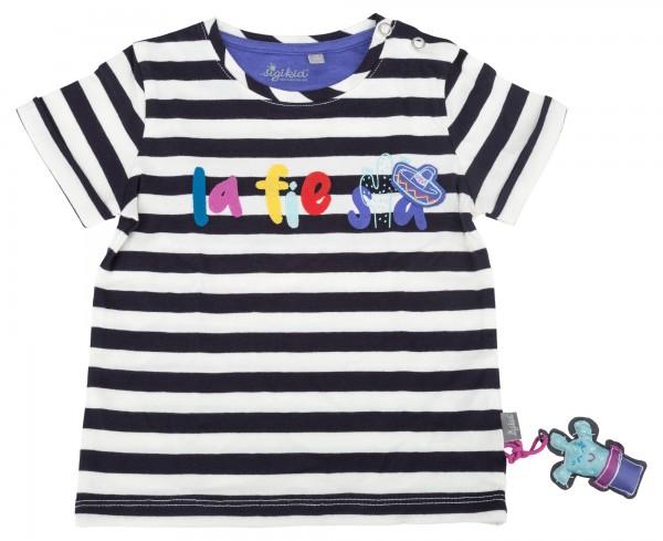 SIGIKID Gemütliches Mädchenshirt Streifen