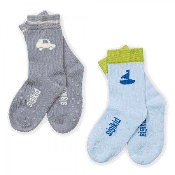 Socken-Set Antirutsch, Baby
