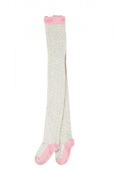 Mädchenstrumpfhose mit Pünktchenmuster