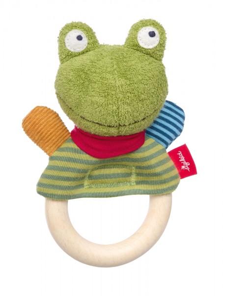 Greifring Flecken Frog