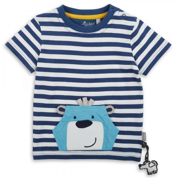 Baby T-Shirt mit Bärchen Tasche