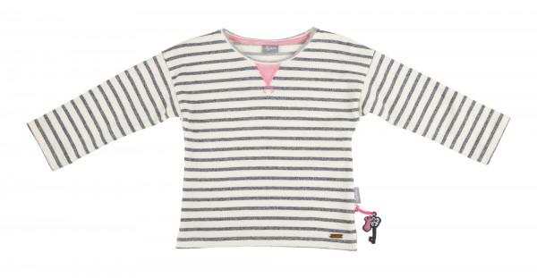 Meliertes Mädchen Sweatshirt