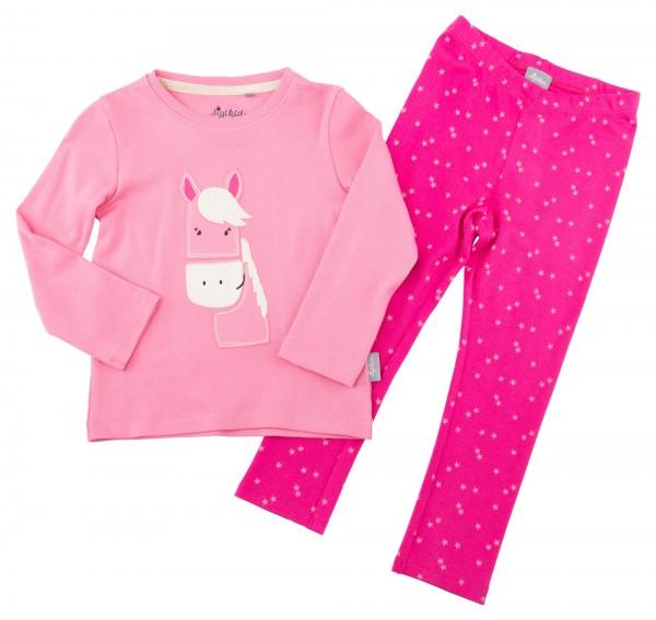 Mädchen Schlafanzug für Pferdefreundinnen