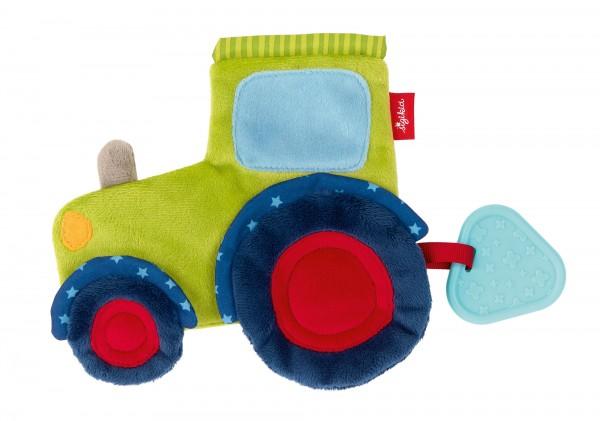 Aktiv-Schnuffeltuch Traktor