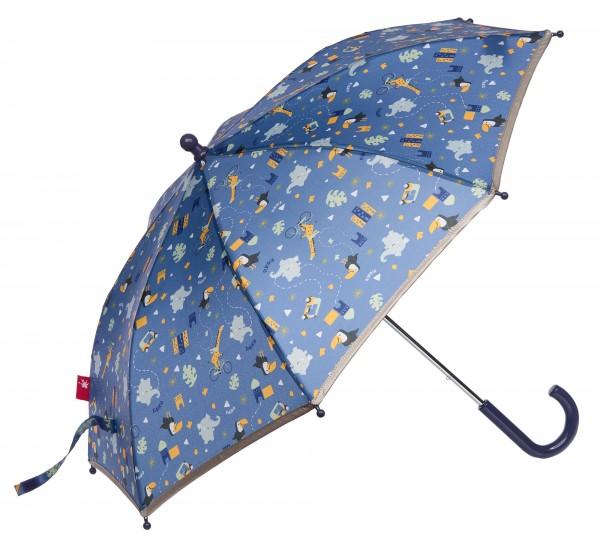 Regenschirm Elef. COLORI