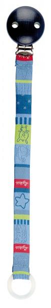 Schnullerband blau