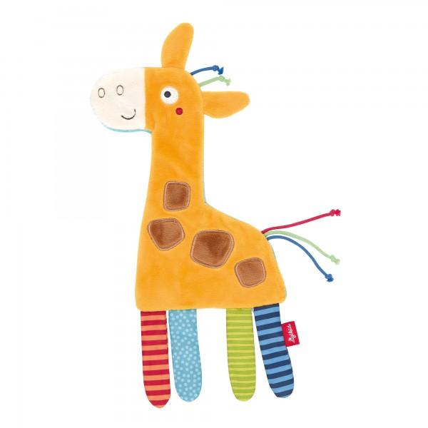 Aktiv-Schnuffeltuch Giraffe, PlayQ
