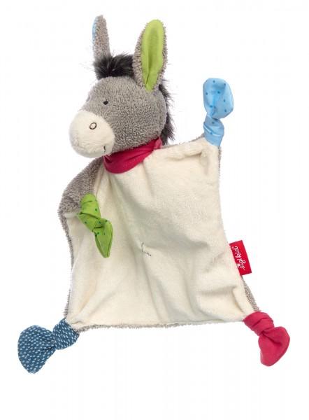 Schnuffeltuch Esel Debby Dumb