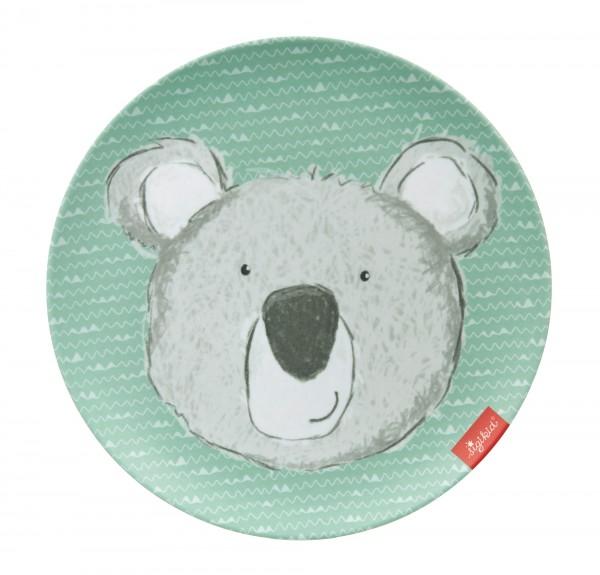 Mel. Teller Koala