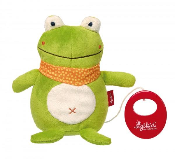 Baby Spieluhr Frosch