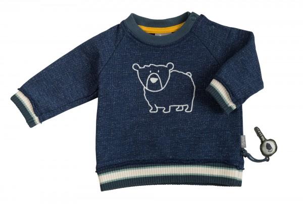 Baby Sweatshirt mit Bären Motiv