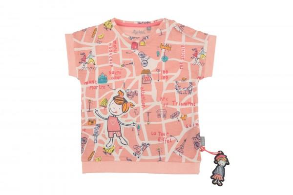 SIGIKID rosa Mädchenshirt