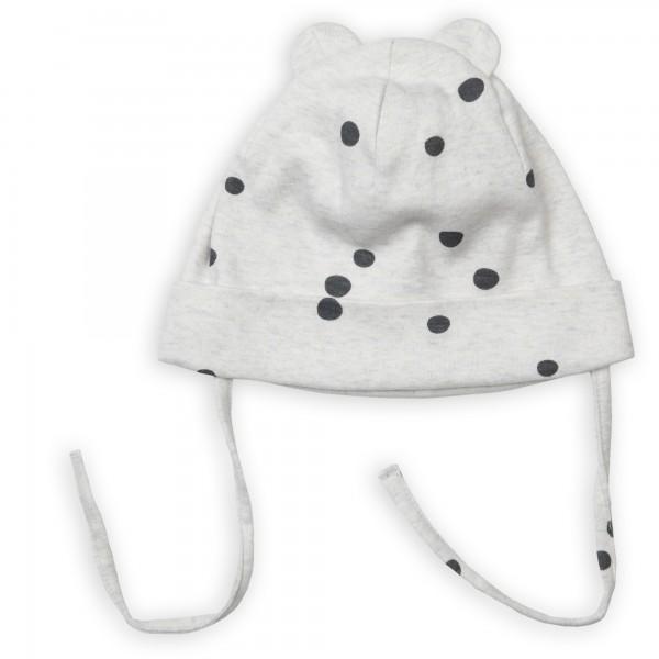 Mädchen-Mütze mit Tupfen, Baby